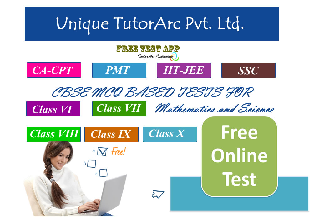 CA-CPT Accounts :: Unlimited Online MCQ Practice Tests
